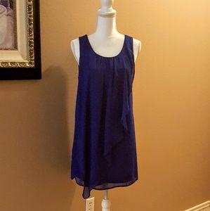 ⚘Beautiful blue dress